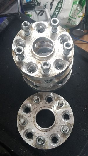 Wheel Spacers 5x4.5nm for Sale in Millersville, PA