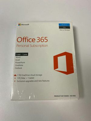 MS Office 365 Personal 1 Year Subscription for Sale in Creve Coeur, MO