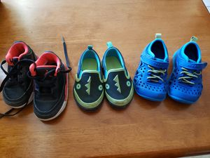 Baby boy shoes for Sale in Lathrop, CA