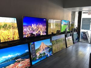 "65"" Samsung Lg Tcl Sony Vizio Smart 4K $100 for Sale in Anaheim, CA"