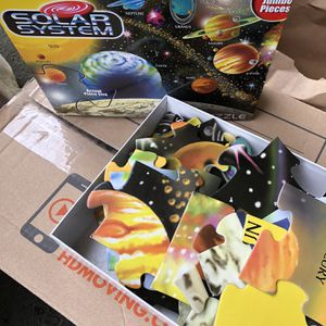 Melissa And Doug 48 Piece Solar System Puzzle for Sale in Salem, OR