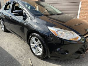 2015 Ford Focus Only 62K Miles , Manual Transmision for Sale in Alexandria, VA