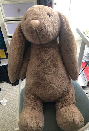 giant stuffed teddy bear bunny for Sale in San Diego, CA