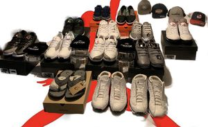 Rare Jordan Golf Shoe Collection and More Sz 12 for Sale in Wildomar, CA