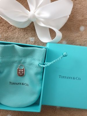 Authentic Tiffany &Co mini vintage lock charm for Sale in Queens, NY