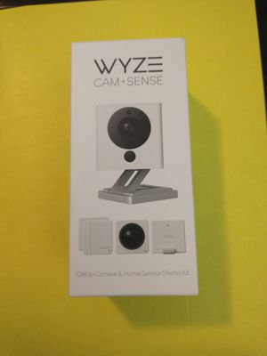 Wyze Cam+Sense for Sale in Collingswood, NJ