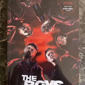 The Boys: Omnibus Volume 1 for Sale in Fremont, CA