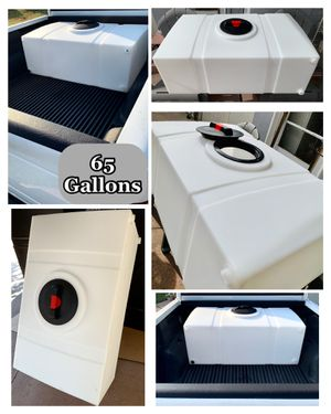 NEW...Car Detail Water Tank (Low Profile) 65GALLON 🚙☀️ for Sale in Santa Ana, CA
