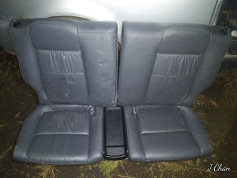 Acura Integra Rear Leather's for Sale in Tacoma,  WA
