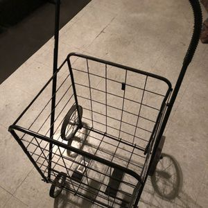 Collapsible Shopping Basket for Sale in Los Angeles, CA
