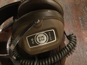 KOSS K-6, Vintage Headphones in excellent shape, from the early 70s. for Sale in San Diego, CA