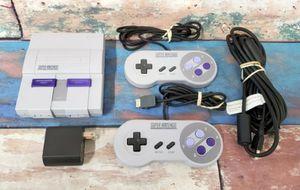 Super Nintendo Classic Mini for Sale in Anderson, SC