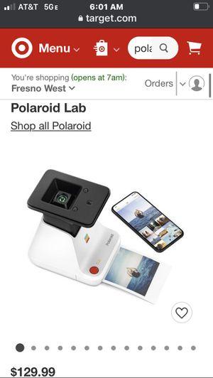 Polaroid lab instant photo printer for Sale in San Francisco, CA