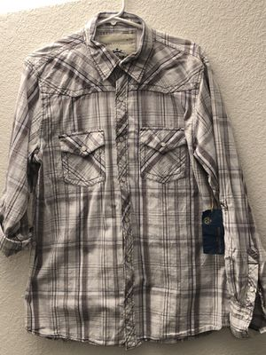 Supply Company Western Style Shirt for Sale in Sacramento, CA