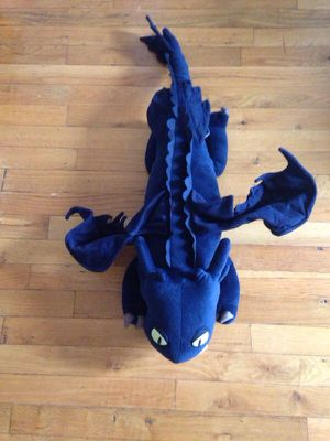 """""""Toothless"""" dragons for Sale in Jersey City, NJ"""