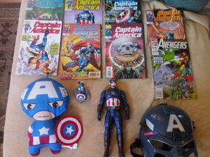 CAPTAIN AMERICA LOT for Sale in Tacoma, WA