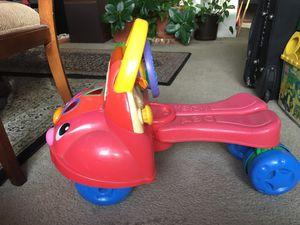 Toy car for babies and toddlers for Sale in Silver Spring, MD