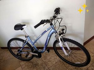 "Schwinn Mountain bike for Women 26"" light blue for Sale in Weston, FL"