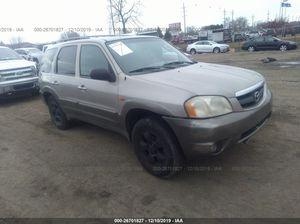 2001 Mazda Tribute-Ford Escape- v6 3.0 engine - all wheel drive for parts for Sale in Dearborn, MI