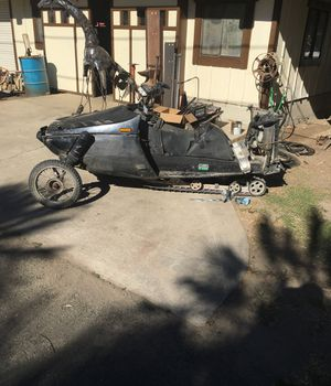 Modified snowmobile for Sale in Manteca, CA