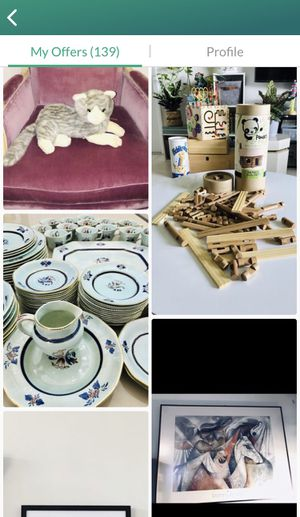 Available Vintage Furniture Toys Storage Decor China Art Glass Plants and More! for Sale in Parkland, FL