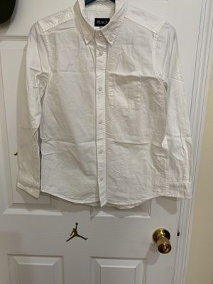 Boys Children's place white dress shirt & vest $5 each for Sale in The Bronx, NY