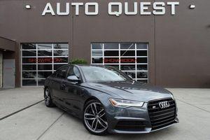 2016 Audi S6 for Sale in Seattle, WA