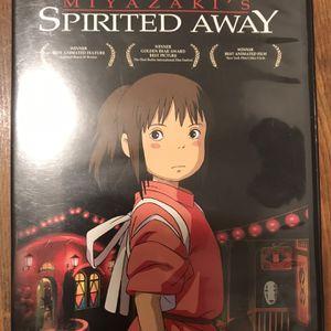 Studio Ghibli Movie Collection for Sale in Virginia Beach, VA