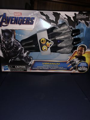 Black Panther Toy Claw for Sale in Longview, TX