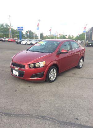 2015 Chevy Sonic for Sale in Dalton, GA