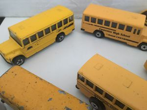 Hot Wheels & Matchbox school buses (8 total) for Sale in CT, US