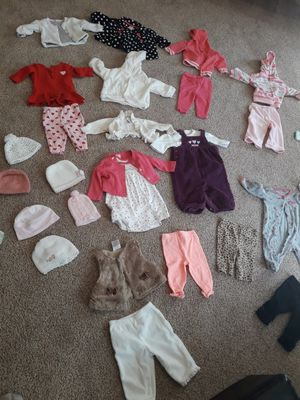 Size 3 months baby girl clothes for Sale in Warrington, PA