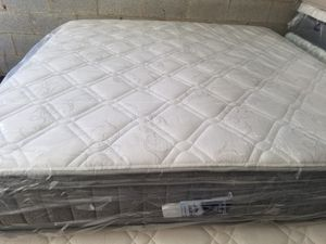 New original mattress factory extra firm king size mattress for Sale in Raleigh, NC