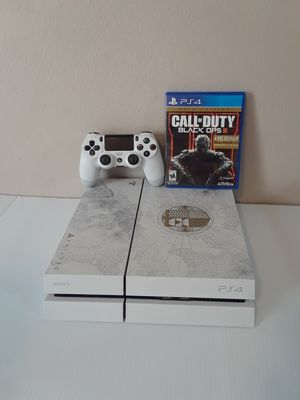 Ps4 500gb destiny edition $250 firm price for Sale in Houston, TX