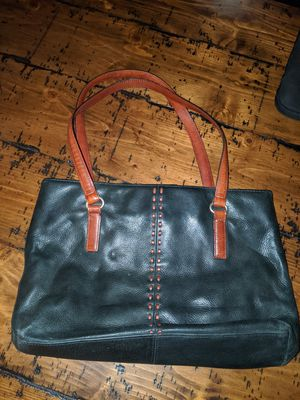 Fossil Black Leather for Sale in Glendale, AZ