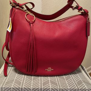 NWT Coach Sutton Hobo 35593 Satchel for Sale in Garland, TX