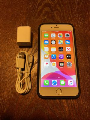 iPhone 6s Plus 64GB Silver Unlocked for Sale in Lake Elsinore, CA