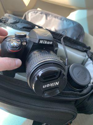 Nikon D3300 for Sale in Pawtucket, RI