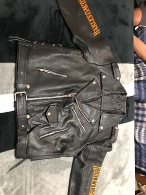 Harley Davidson leather jacket for Sale in Los Angeles, CA