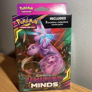 Pokemon Unified Minds Hanger Box for Sale in Charlotte, NC