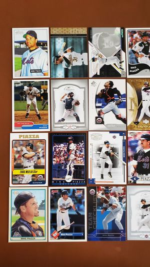Baseball Cards - Mike Piazza for Sale in Noblesville, IN