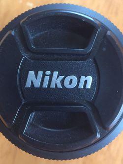 Nikon DX AF 55-200 Lens for Sale in Portland,  OR