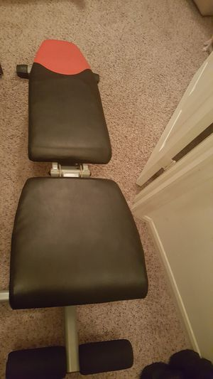 New boflex weight bench for Sale in Houston, TX
