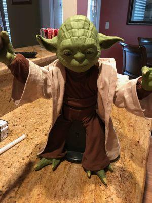 Disney Star Wars Legendary Master Yoda Interactive for Sale in Chesapeake, VA