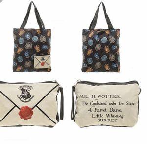 Harry Potter Hogwarts Crest Packable Tote Bag for Sale in Winter Springs, FL