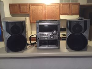 Aiwa Compact Disc Stereo System for Sale in Swansea, IL