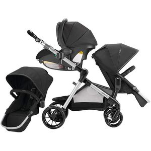Evenflo Pivot Xpand Double Stroller - Stallion for Sale in The Bronx, NY