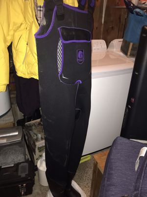 Gator Waders size 6 medium for Sale in Tacoma, WA