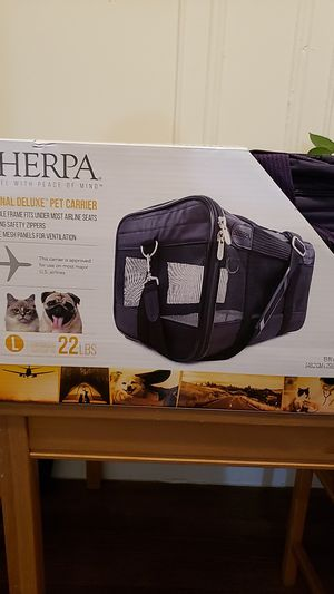 Sherpa pet carrier for Sale in The Bronx, NY