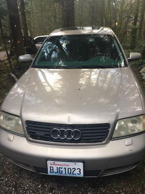 Selling my 99 Audi A6 Quattro $500 obo for Sale in Gold Bar, WA